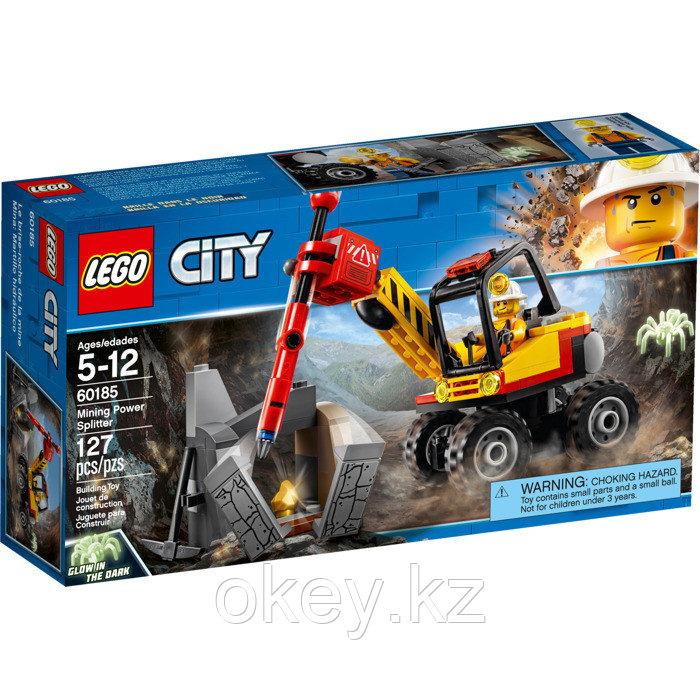 LEGO City: Трактор для горных работ 60185