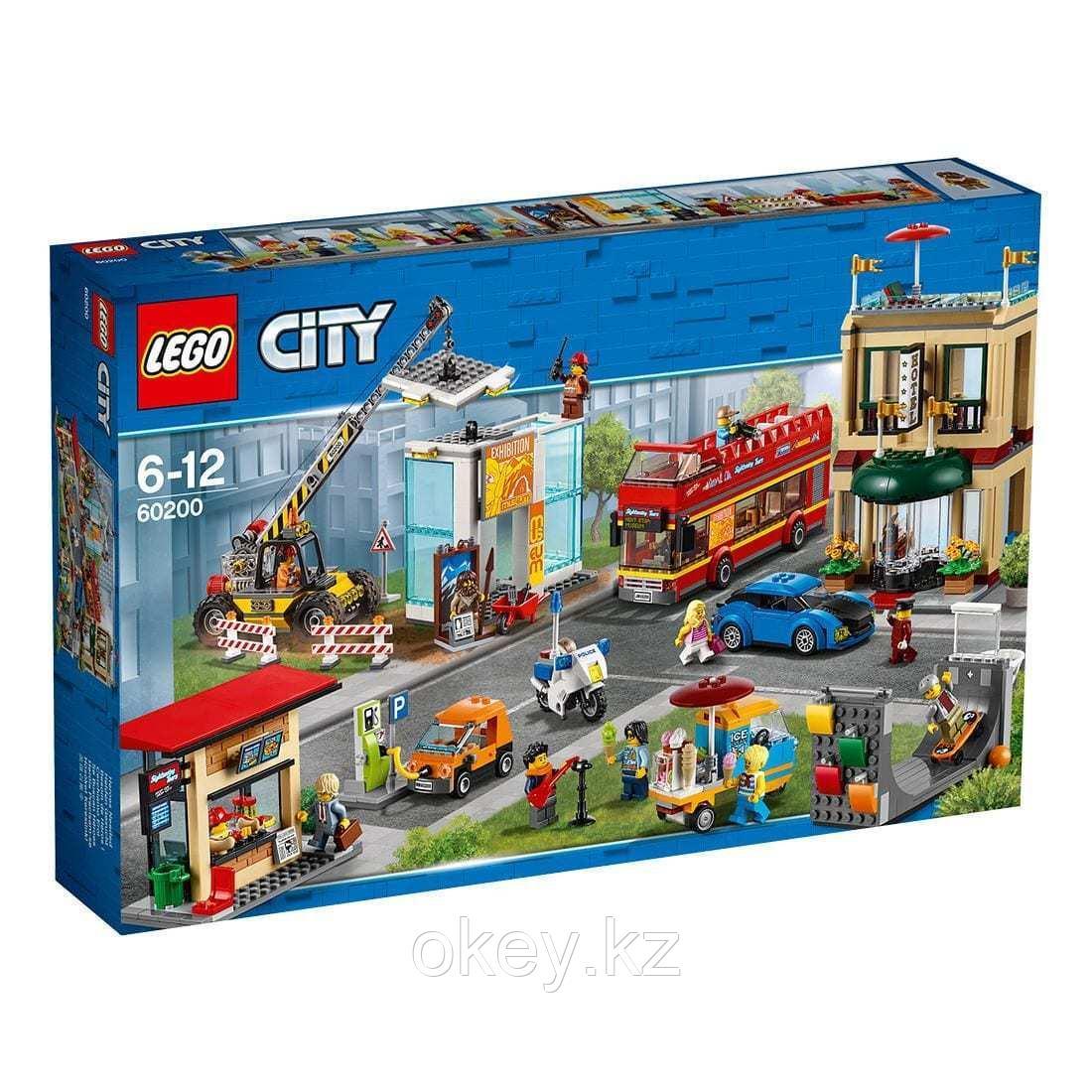 LEGO City: Столица 60200