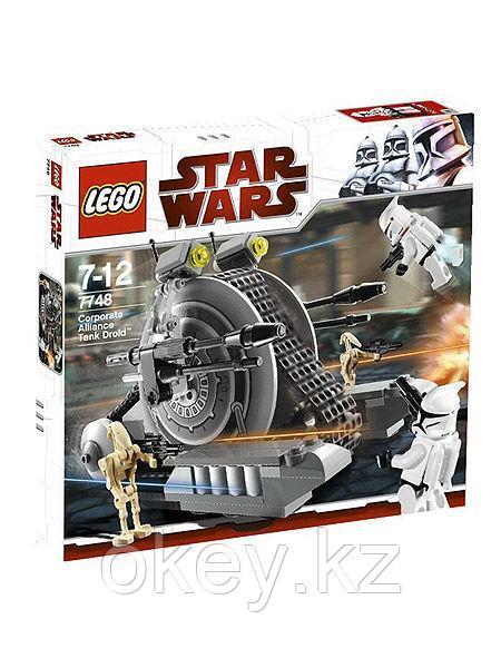 LEGO Star Wars: Танк-дроид 7748