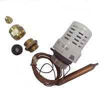 Термостатическая головка с погружной гильзой (WATTS) FH-148SD