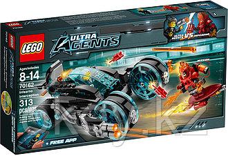LEGO Ultra Agents: Перехват Инферно 70162