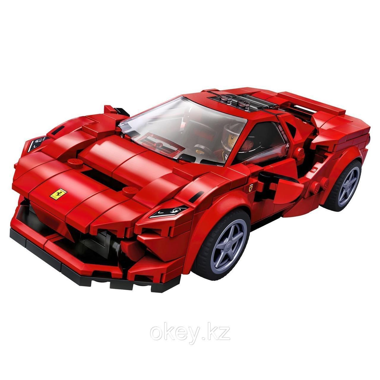 LEGO Speed Champions: Ferrari F8 Tributo 76895 - фото 3