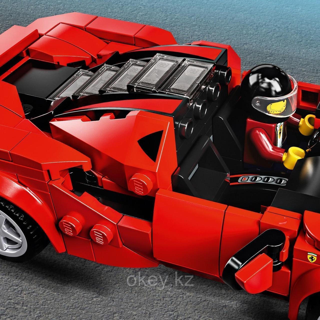 LEGO Speed Champions: Ferrari F8 Tributo 76895 - фото 5