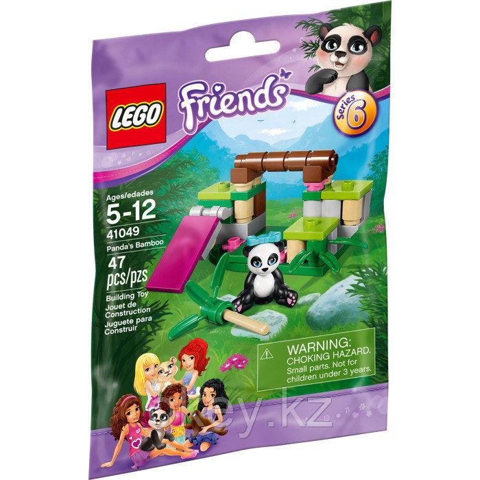 LEGO Friends: Бамбук панды 41049
