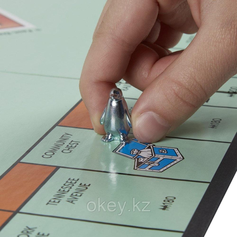 Hasbro: Игра настольная Монополия Классическая (обновленная) C1009 - фото 4
