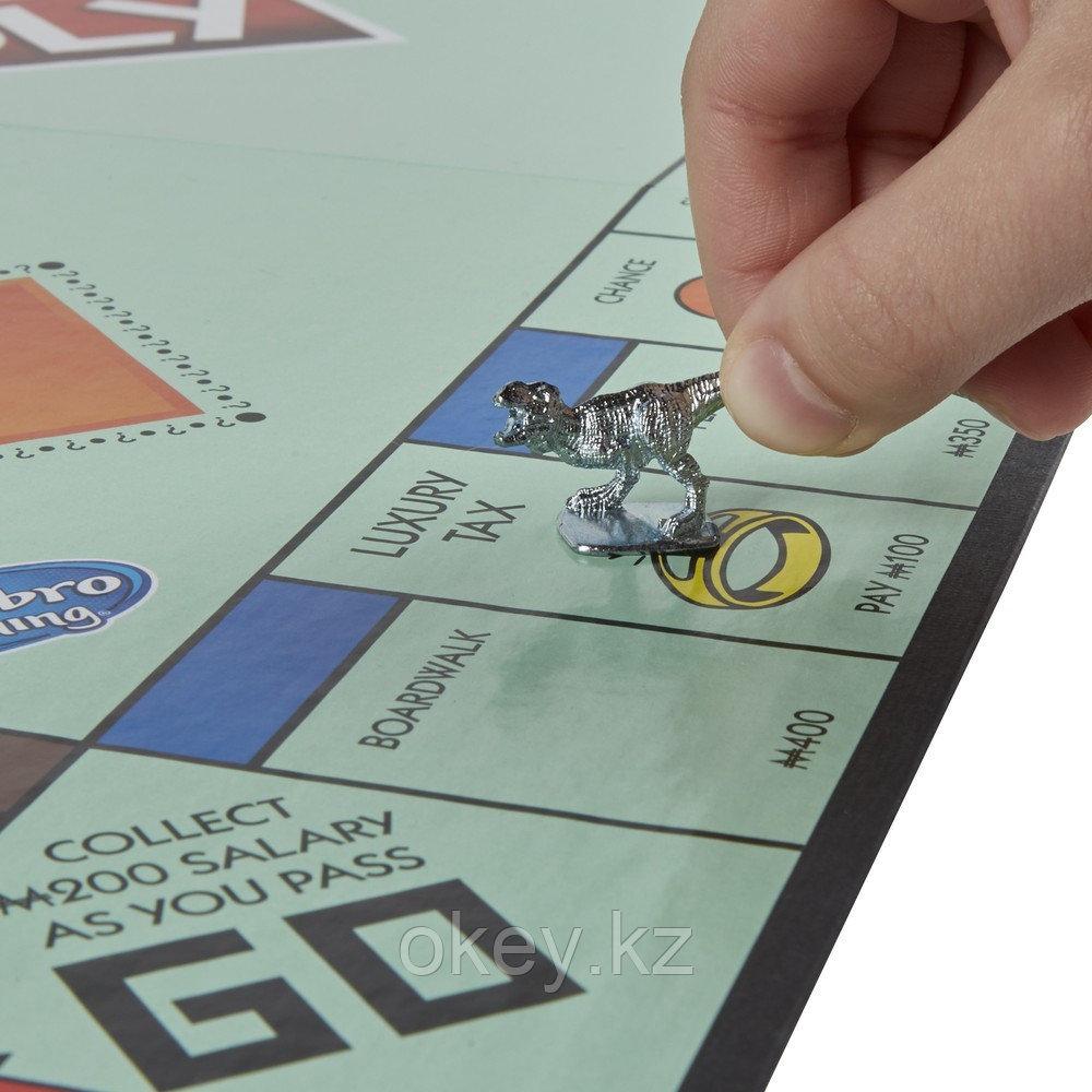Hasbro: Игра настольная Монополия Классическая (обновленная) C1009 - фото 5