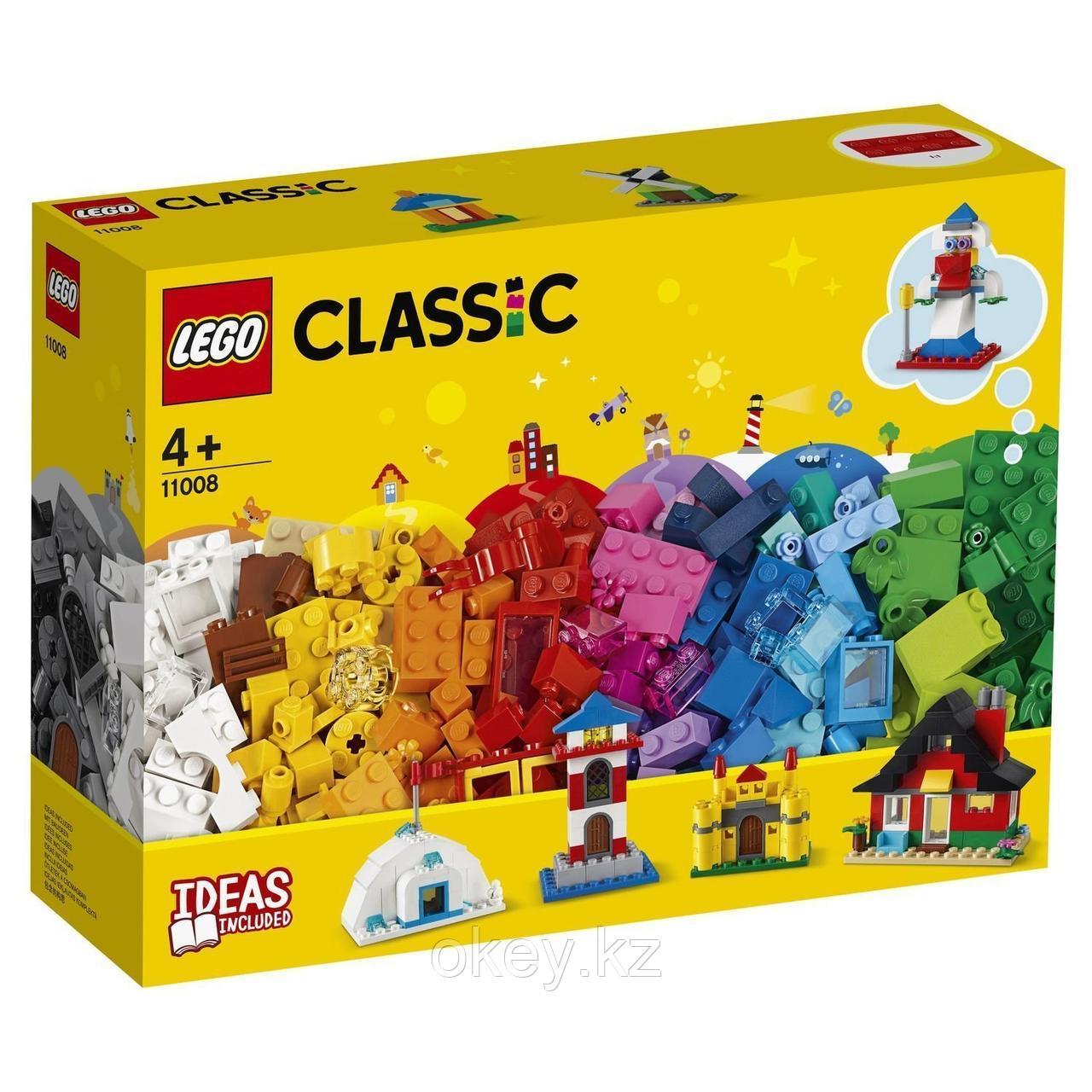LEGO Classic: Кубики и домики 11008