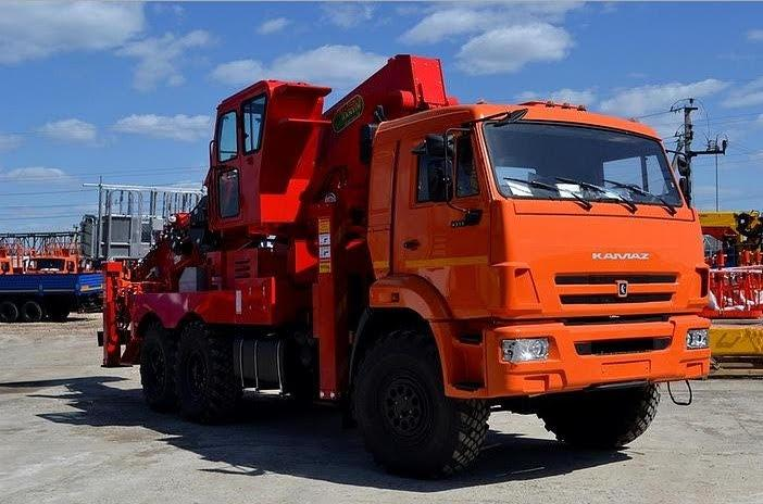 Автовышки АГП от 16 до 45 метров вездеходы 6х6 и 4х4