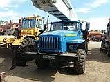 Автовышки АГП от 16 до 45 метров вездеходы 6х6 и 4х4, фото 5