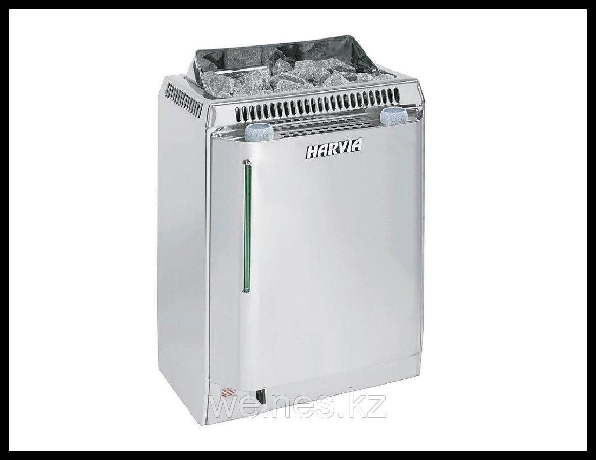 Электрическая печь Harvia Topclass Combi KV90SE Auto (под выносной пульт управления, с парообразователем)
