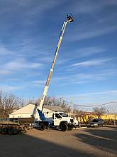 Автовышка АГП от 22 метра вездеход 4х4 на шасси ГАЗ
