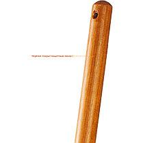 Лопата штыковая ЗУБР для земляных работ, деревянный черенок, 290 x 210 x 1500 мм, фото 3