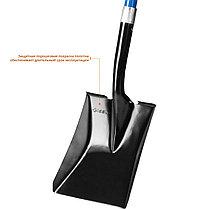 ЗУБР лопата совковая, фиберглассовый черенок, 295x230x1500 мм, фото 2