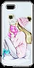 Чехол для ОРРО А1к Picture Series White (001760)