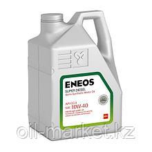 ENEOS SUPER DIESEL 10w-40 semi-synthetic 6 л