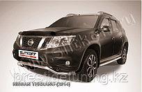 "Защита переднего d57 бампера ""волна"" Nissan Terrano 2014-"