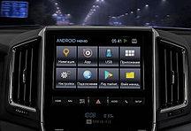 Toyota Land Cruiser 200 2016 JBL NT3355 навигационный блок android