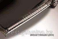 Защита порогов d42 труба Nissan Terrano 2014-