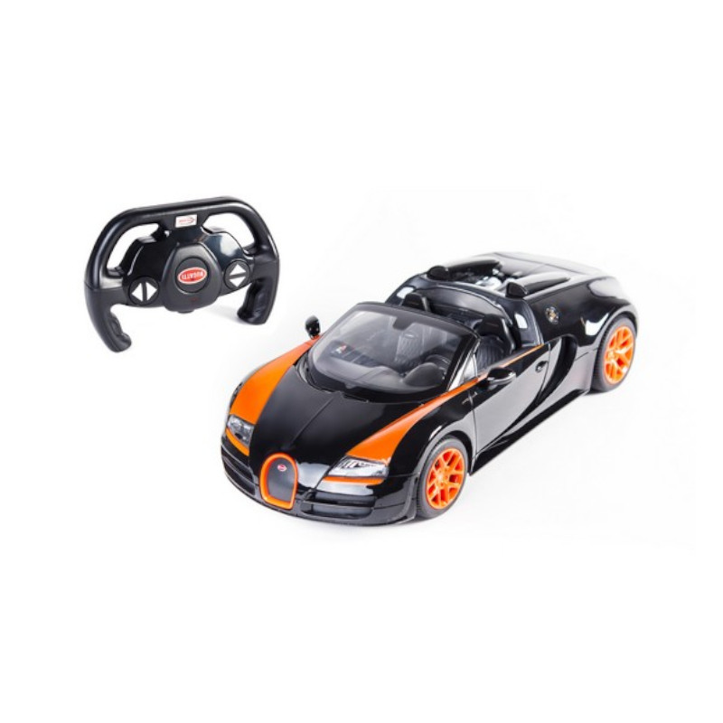 Радиоуправляемая машина RASTAR 70400OB (Bugatti Veyron 16.4 Grand Sport Vitesse)