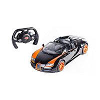 Радиоуправляемая машина RASTAR 70400OB (Bugatti Veyron 16.4 Grand Sport Vitesse), фото 1