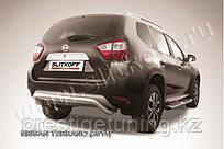 "Защита заднего бампера d57 ""скоба"" Nissan Terrano 2014-"