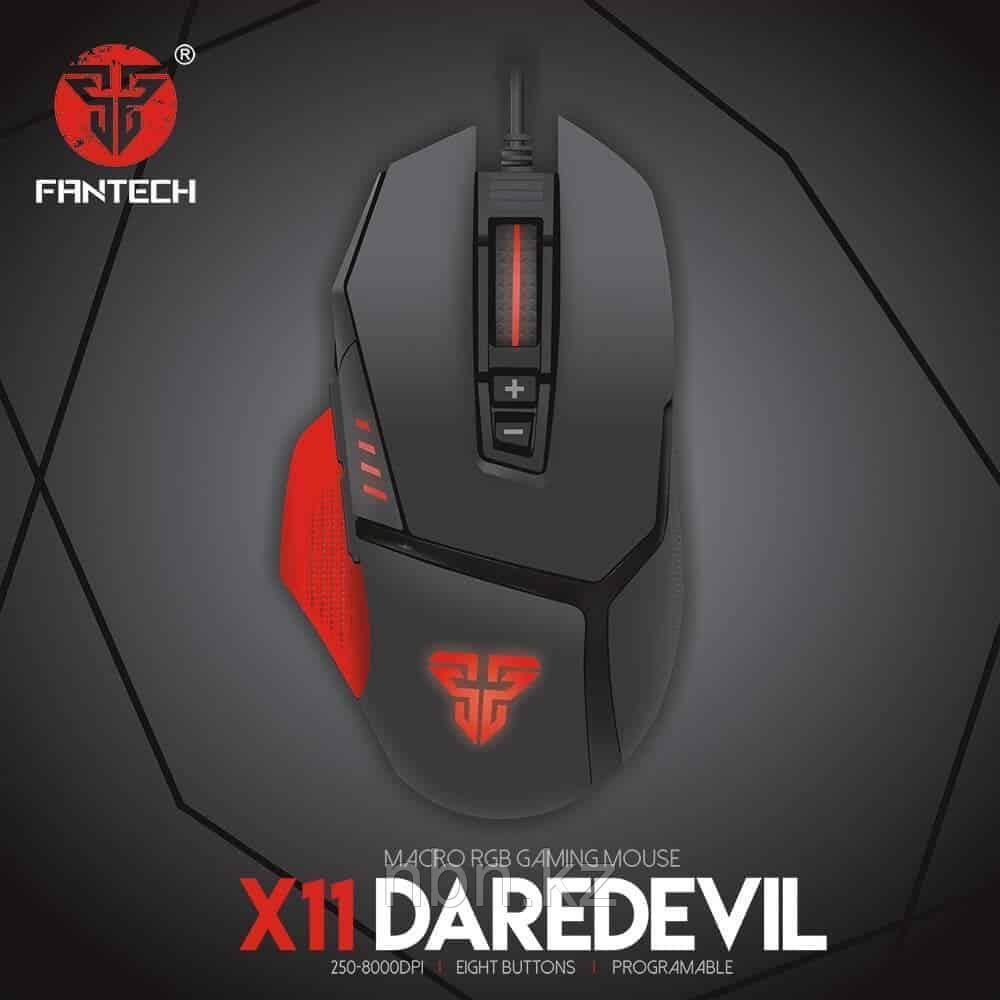 Компьютерная игровая проводная мышь Fantech Daredevil X11