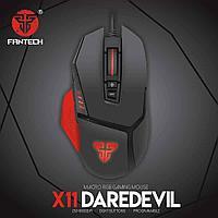 Компьютерная игровая проводная мышь Fantech Daredevil X11, фото 1