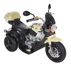 Электро-мотоцикл Aim Best MD-1188 черно-бежевый