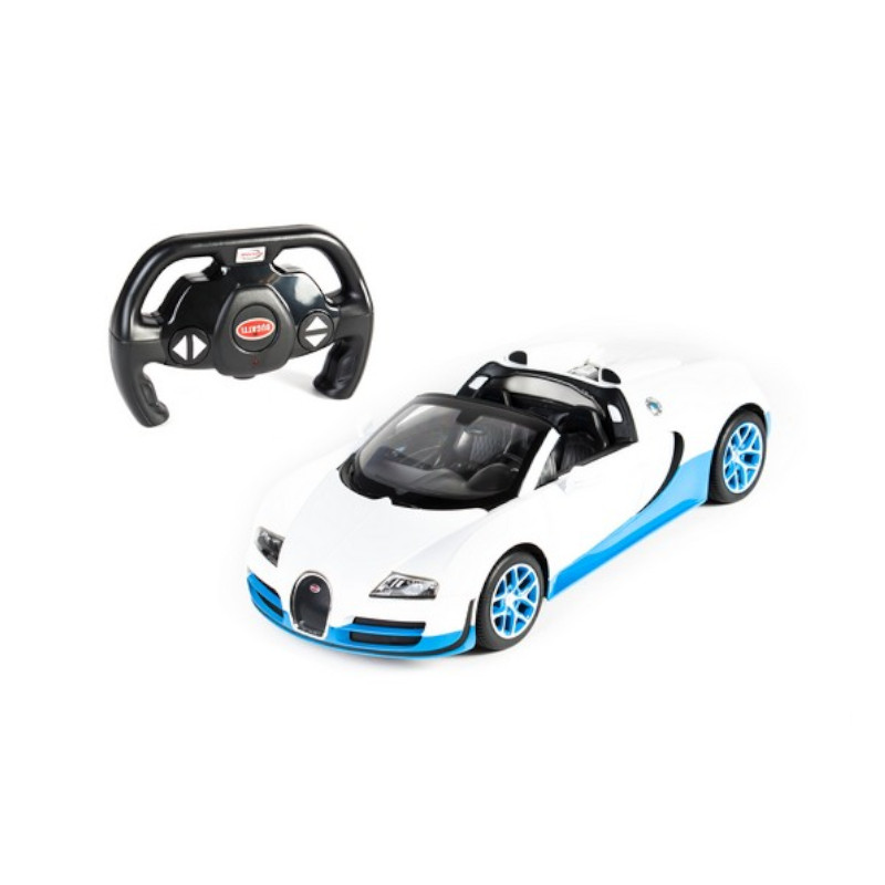 Радиоуправляемая машина RASTAR 70400WB (Bugatti Veyron 16.4 Grand Sport Vitesse)