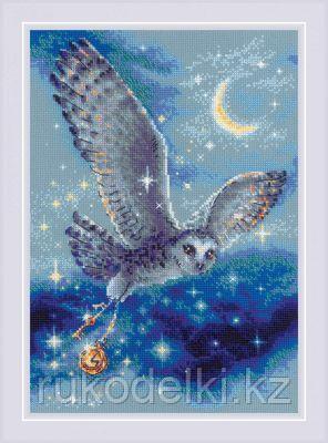 """Набор для вышивания крестом """"Волшебная сова"""""""
