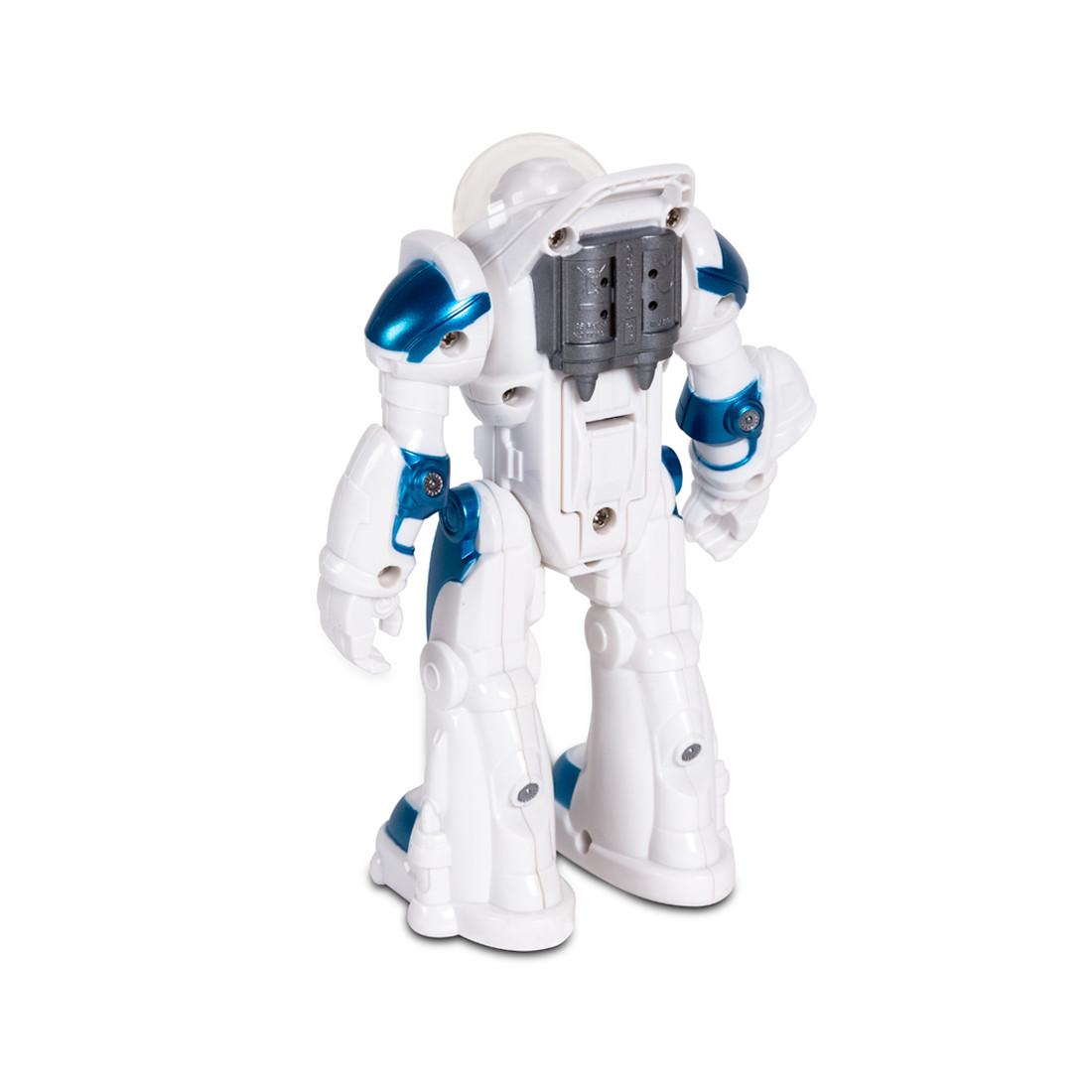 Робот RASTAR RS MINI Robot Spaceman 77100W (Свет, Музыка, Движущиеся съемные руки и ноги) - фото 2