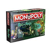 Настольная игра Мир Хобби Монополия Рик и Морти, фото 1