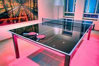 Какие бывают теннисные столы