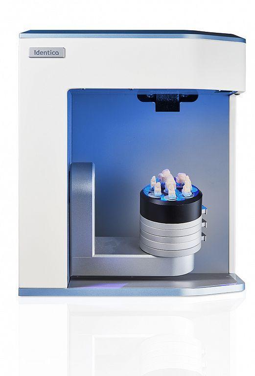 Лабораторный 3D сканер MEDIT T300