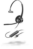 Проводная гарнитура Poly Plantronics EncorePro 310, EP310, USB-A (214568-01), фото 1