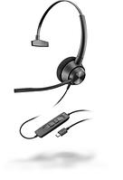 Проводная гарнитура Poly Plantronics EncorePro 310, EP310, USB-C (214569-01), фото 1