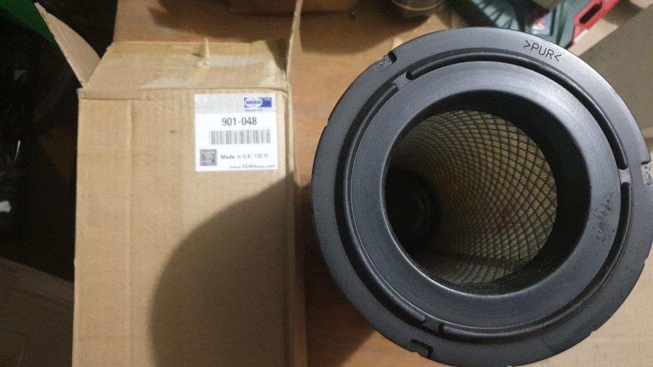 D164/H350 Perkins / FG Wilson 26510342 / 901-048  Фильтр воздушный