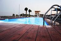 Напольное покрытие для террасы и зоны бассейна