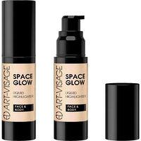 Жидкий хайлайтер для лица Art-Visage Space Glow, тон 21, sunset