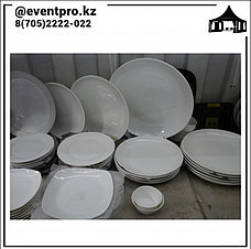 Тарелки фарфоровые в аренду, фото 2