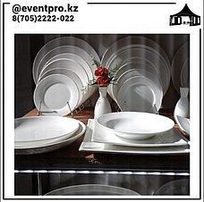 Тарелки фарфоровые в аренду, фото 3