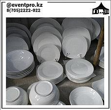Супницы фарфоровые посуточно в аренду, фото 3