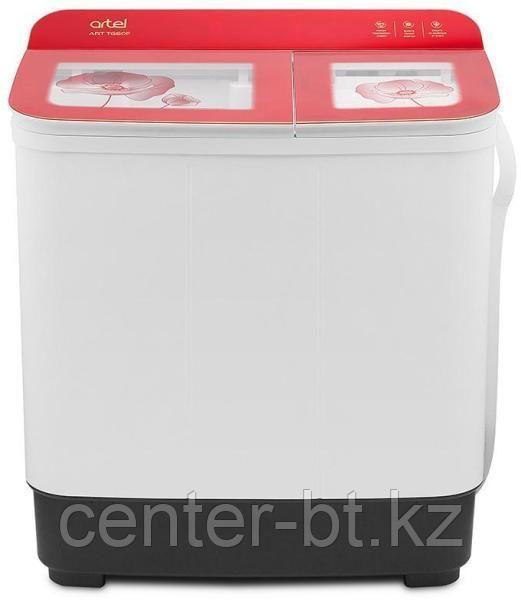 Стиральная машина полуавтомат Artel ART TG60F Бело-красный