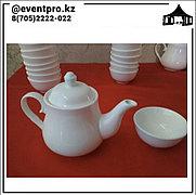 Чайники фарфоровые на прокат