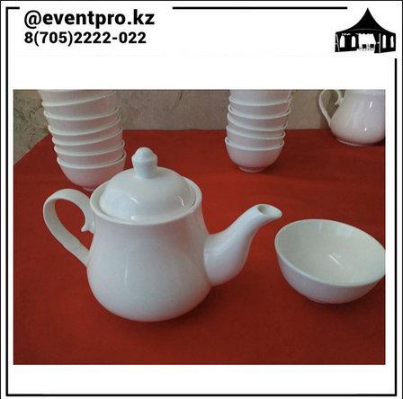 Чайники фарфоровые на прокат, фото 2