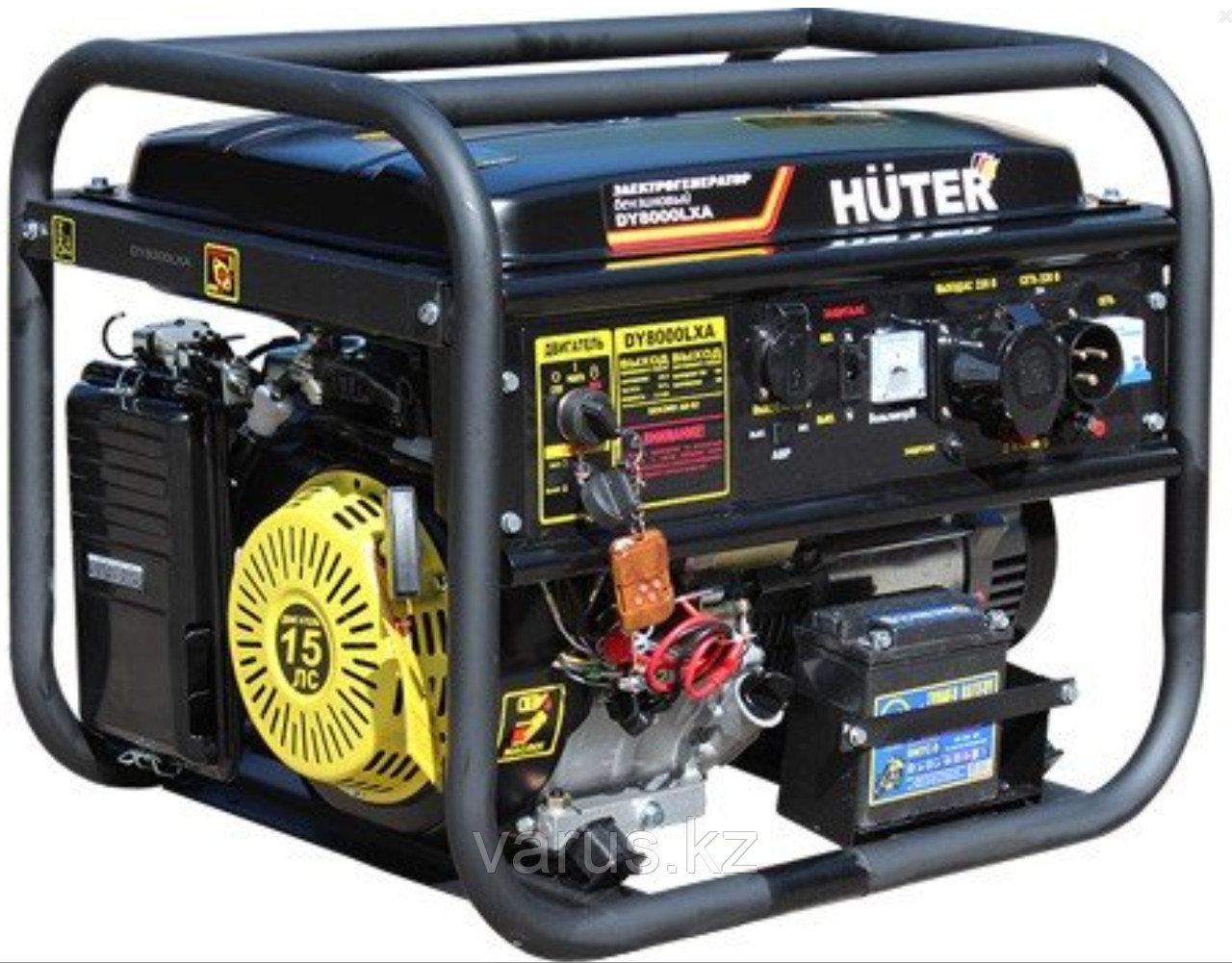 Электрогенератор бензиновый DY8000LXA АВР