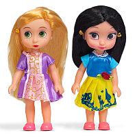 Набор мини-кукол X Game kids 8228 (Серия Лили - маленькая принцесса, 2 миникуклы, 16см)