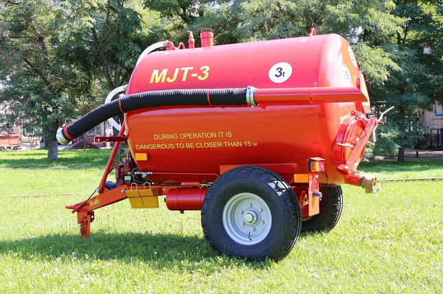 Машина для внесения жидких органических удобрений МЖТ-3, фото 2