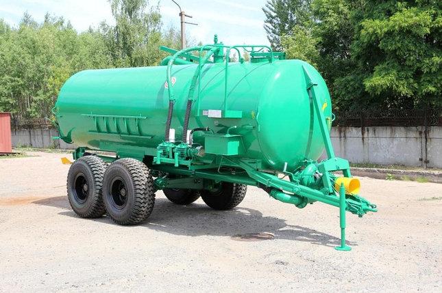 Машина для внесения жидких органических удобрений МЖТ-Ф-11, фото 2