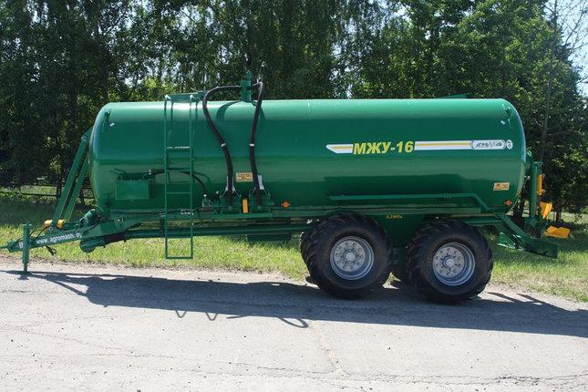 Машина для внесения жидких органических удобрений МЖУ-16, фото 2
